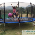 แทรมโพลีน (trampoline) คืออะไร