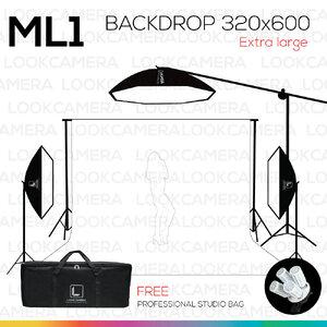 ML1 320x600 WIDE ถ่ายเสื้อผ้านางแบบ และ สินค้าขนาดใหญ่ ไฟกำลังสูง
