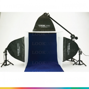 B6 BOX 60x60 ชุดไฟสตูดิโอ softbox ถ่ายภาพสินค้า มือโปร