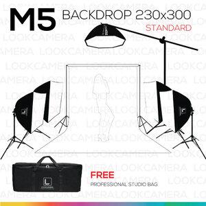 M5 230x300 ถ่ายเสื้อผ้านางแบบ และ สินค้าขนาดใหญ่ จัดแสงได้มากกว่า