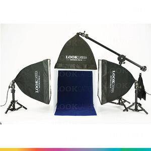 B6 BOX 40x40 ชุดไฟสตูดิโอ softbox ถ่ายภาพสินค้า มือโปร