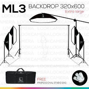 ML3 320x600 WIDE ถ่ายเสื้อผ้านางแบบ และ สินค้าขนาดใหญ่ ไฟกำลังสูง